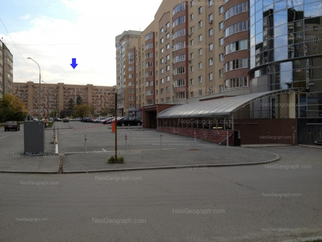 Адрес(а) на фотографии: улица Татищева, 77, 84, 90, Екатеринбург