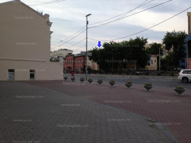 Address(es) on photo: Karla Libknekhta street, 3, 6А, 8, 8Б, Yekaterinburg