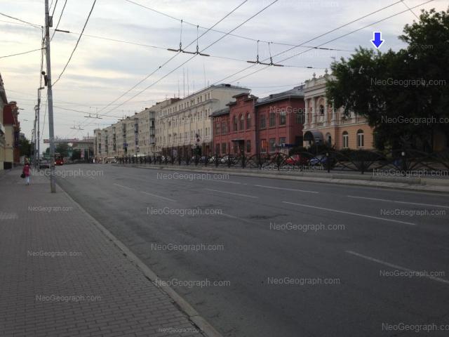 Address(es) on photo: Karla Libknekhta street, 8, 8А лит Д, 8Б, 16, Yekaterinburg