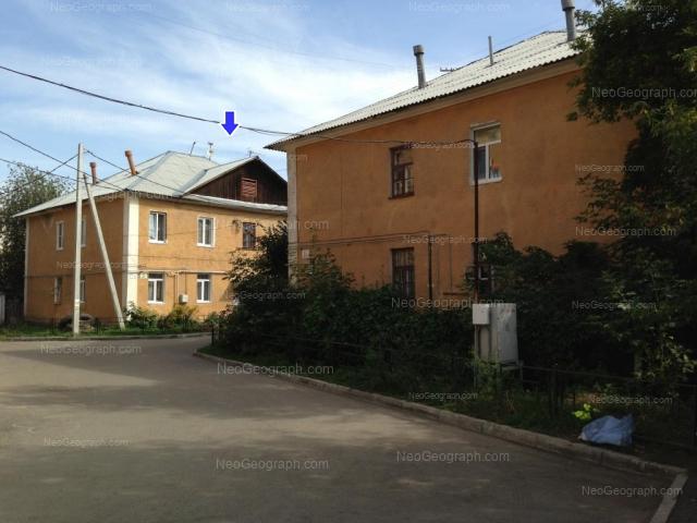 Address(es) on photo: Zavodskaya street, 15 к5, 15 к6, Yekaterinburg