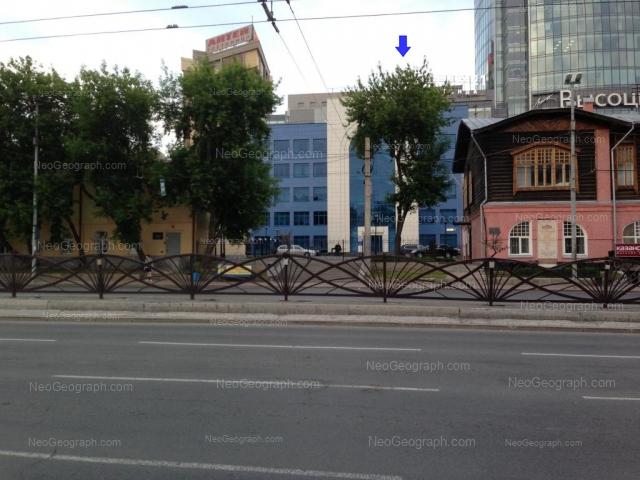 Адрес(а) на фотографии: улица Карла Либкнехта, 2, 4, 6А, Екатеринбург