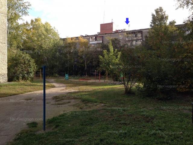Адрес(а) на фотографии: улица Татищева, 125/2, Екатеринбург