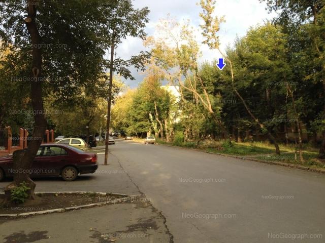 Адрес(а) на фотографии: Отдельный переулок, 6, 8, Екатеринбург
