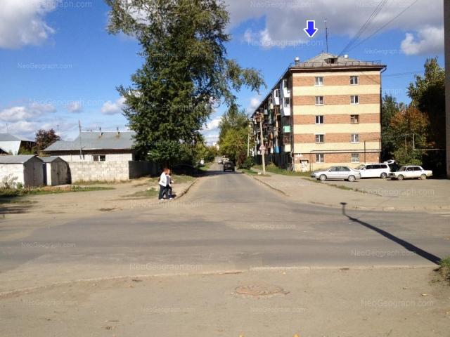 Address(es) on photo: Chernoyarskaya street, 3, 6, Yekaterinburg