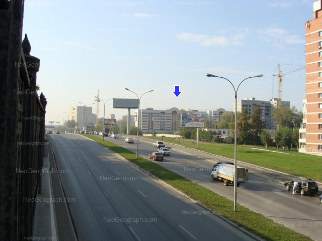 Адрес(а) на фотографии: улица Татищева, 53, 58, Екатеринбург