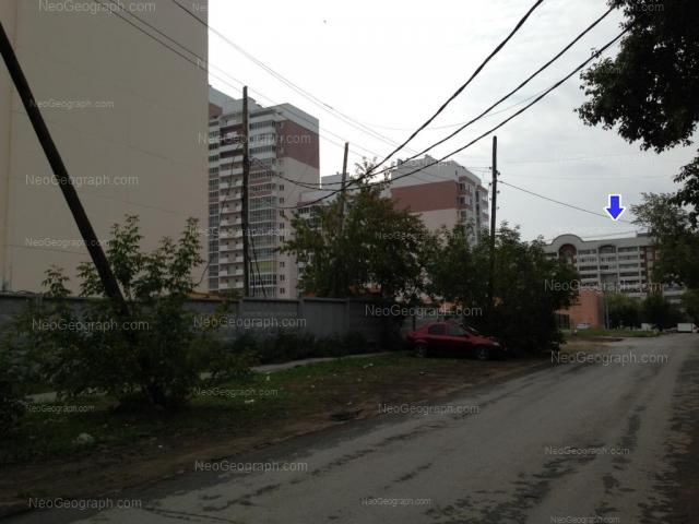 Адрес(а) на фотографии: улица Татищева, 53, 56, 58, Екатеринбург