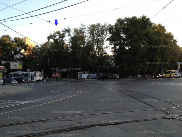 Адрес(а) на фотографии: Московская улица, 12, Екатеринбург