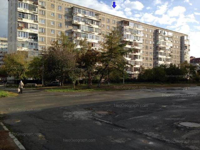 Адрес(а) на фотографии: улица Татищева, 125/3, Екатеринбург