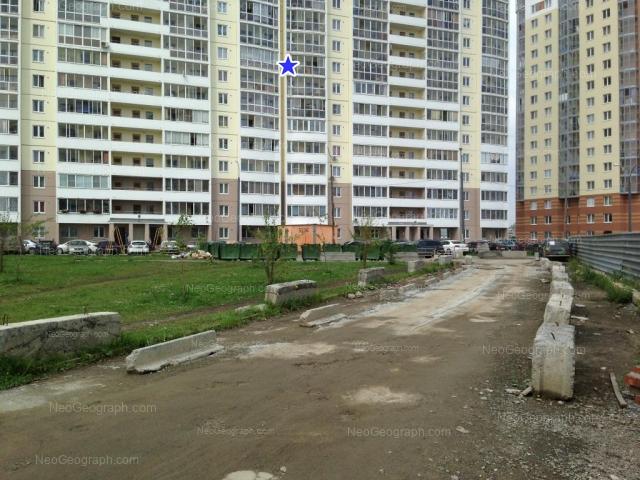Адрес(а) на фотографии: Таганская улица, 89, Екатеринбург