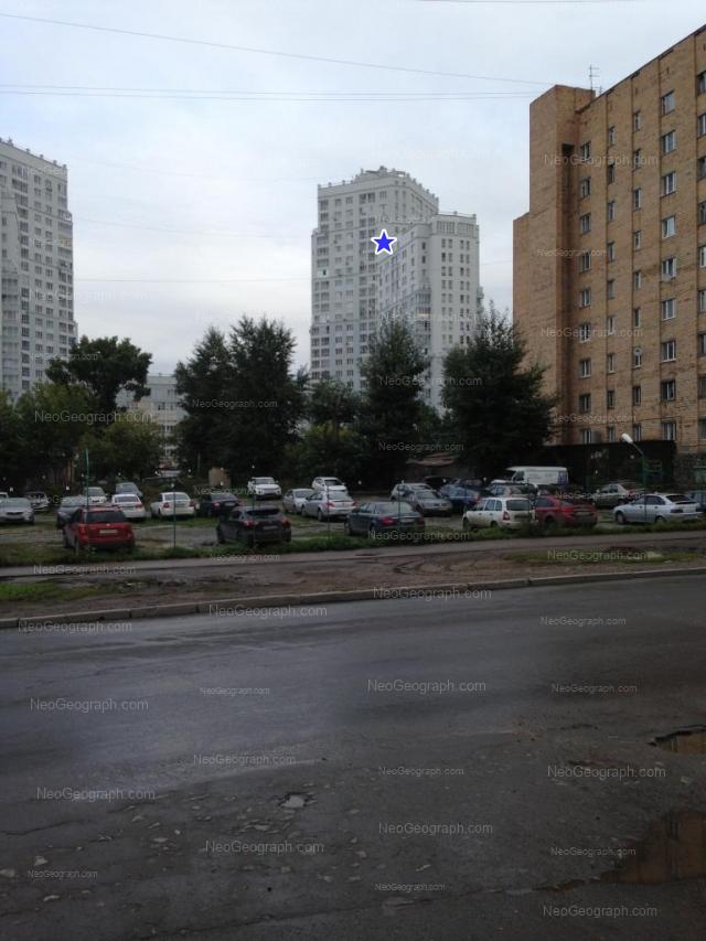 Адрес(а) на фотографии: улица Татищева, 49, Екатеринбург