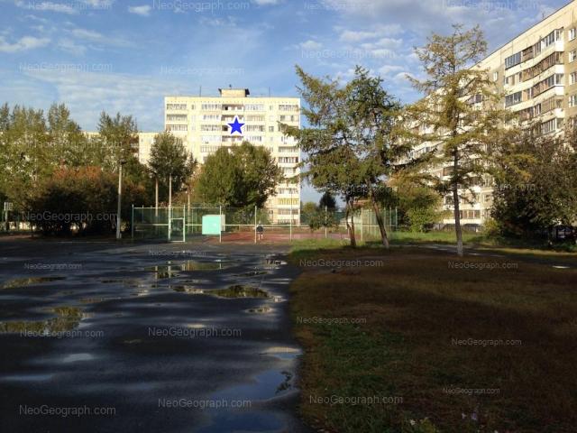 Адрес(а) на фотографии: улица Крауля, 84, Екатеринбург