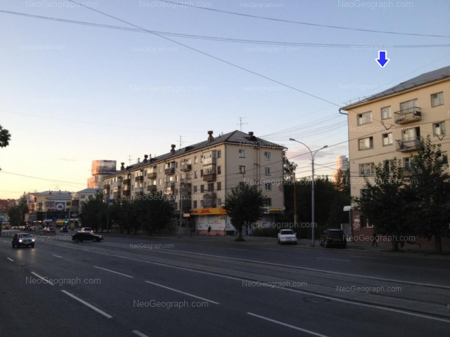 Адрес(а) на фотографии: Московская улица, 35, 39, Екатеринбург