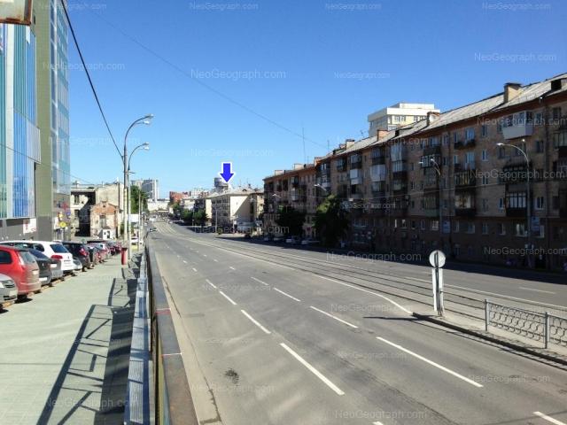 Адрес(а) на фотографии: Московская улица, 16, 39, 47, 49, Екатеринбург