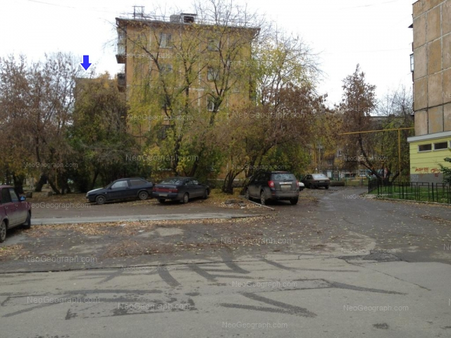 Адрес(а) на фотографии: Восточная улица, 76, 78, 80, Екатеринбург