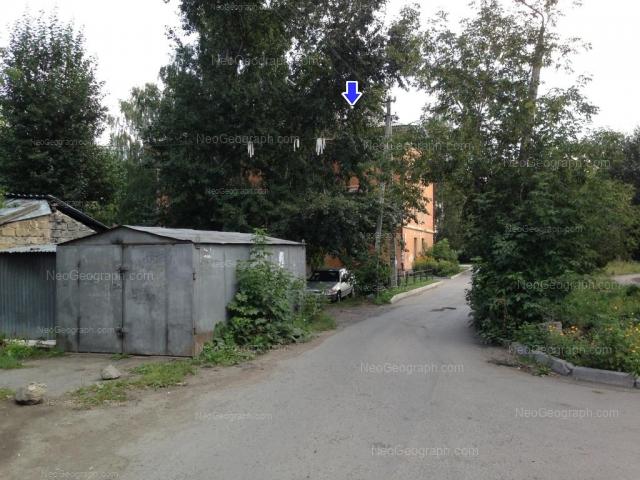 Адрес(а) на фотографии: Заводская улица, 19А к5, Екатеринбург