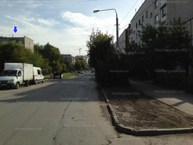 Адрес(а) на фотографии: Красноуральская улица, 21 к3, 25, Екатеринбург