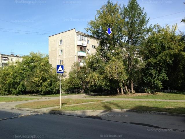 Адрес(а) на фотографии: Красноуральская улица, 21 к2, 21 к3, Екатеринбург