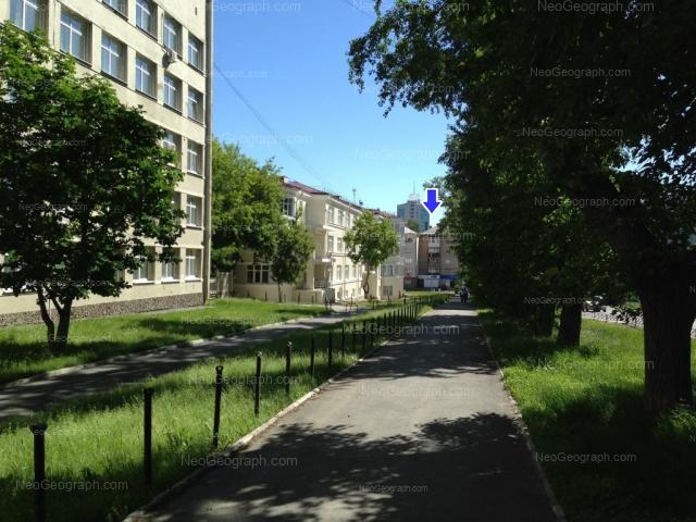 Адрес(а) на фотографии: улица Попова, 24, 30, Екатеринбург