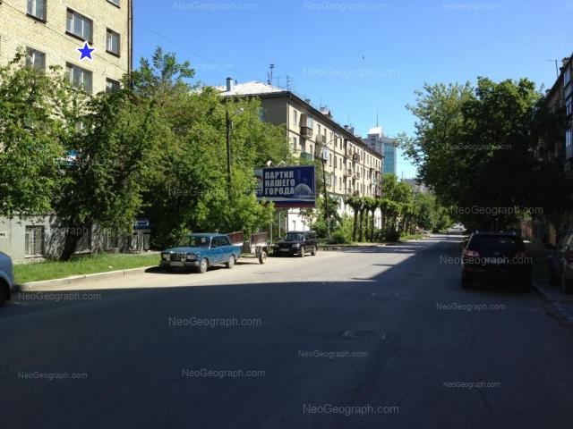 Адрес(а) на фотографии: улица Попова, 24, 25, Екатеринбург
