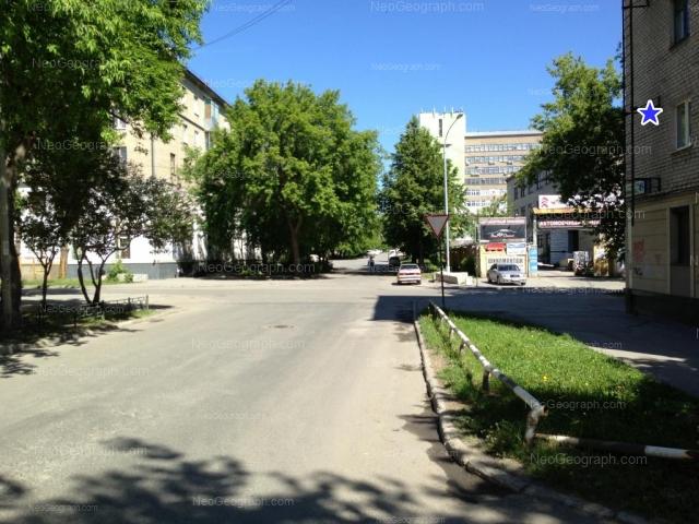 Адрес(а) на фотографии: улица Попова, 15, Екатеринбург