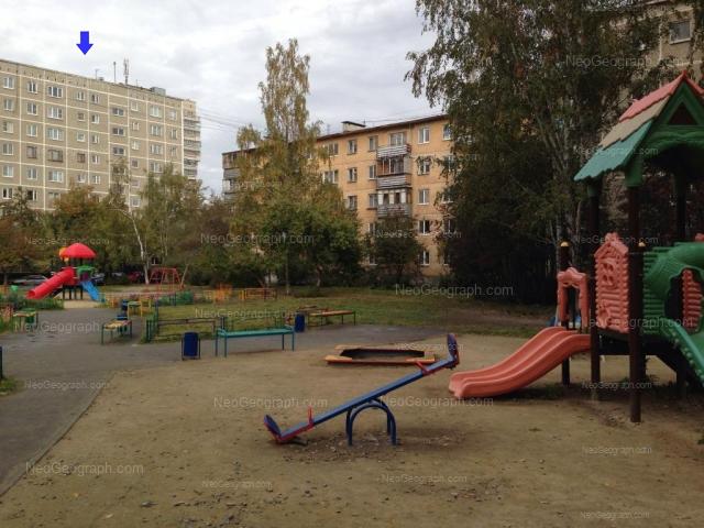 Адрес(а) на фотографии: улица Викулова, 35/1, 35/3, Екатеринбург