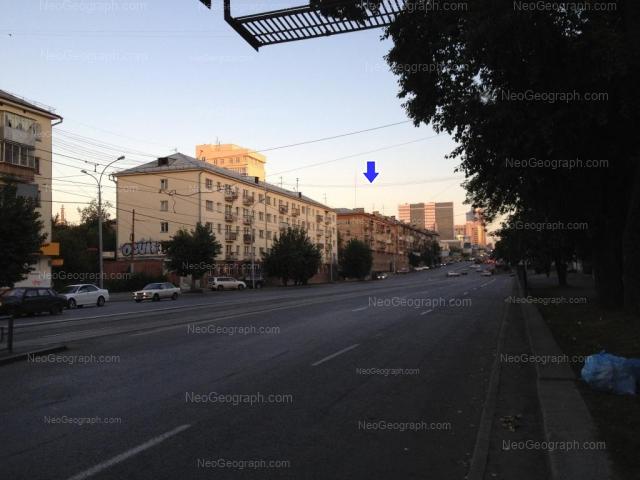 Адрес(а) на фотографии: Московская улица, 35, 39, 47, 49, Екатеринбург