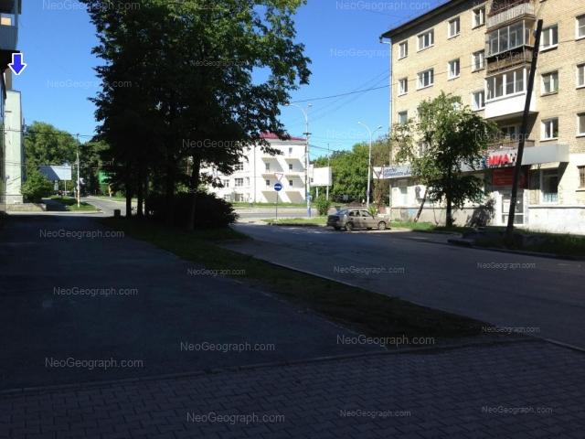 Адрес(а) на фотографии: Московская улица, 14, 16, Екатеринбург
