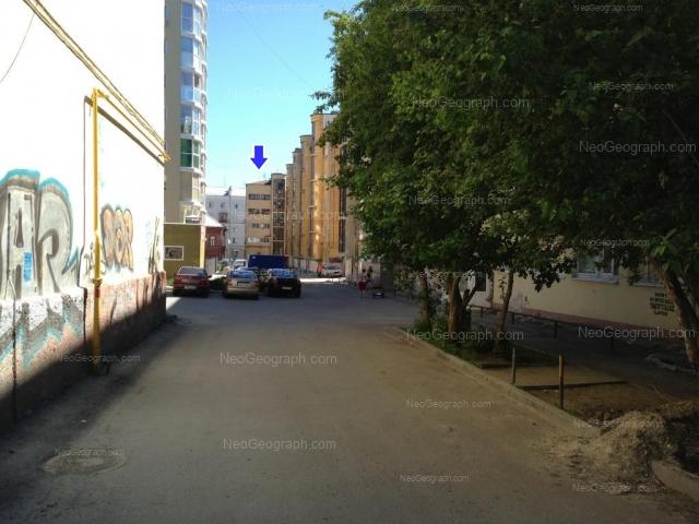 Адрес(а) на фотографии: улица Малышева, 21/3, 21/4, 21/5, Екатеринбург