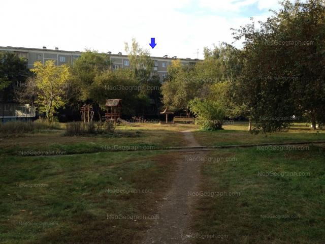 Адрес(а) на фотографии: улица Викулова, 34/1, Екатеринбург