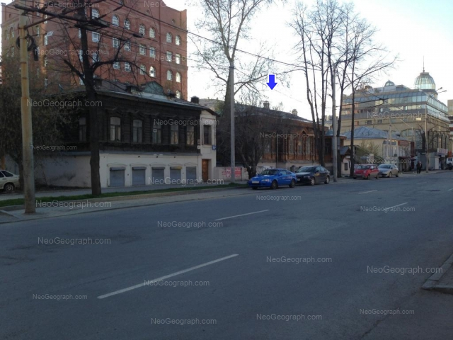 Адрес(а) на фотографии: улица Розы Люксембург, 4, 8/10, 14, 14А, Екатеринбург