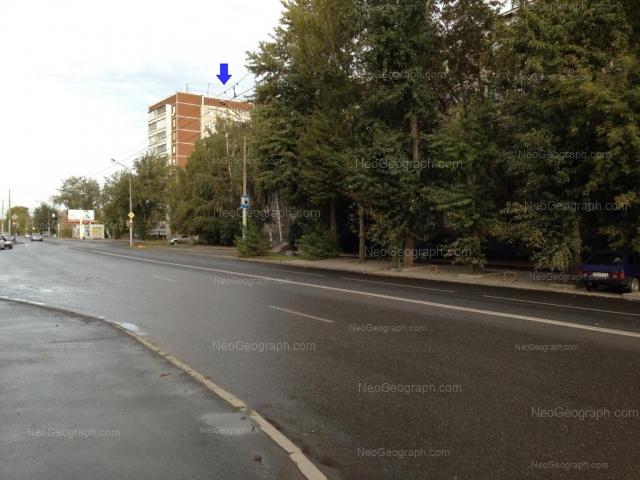 Адрес(а) на фотографии: улица Крауля, 82, 86, Екатеринбург