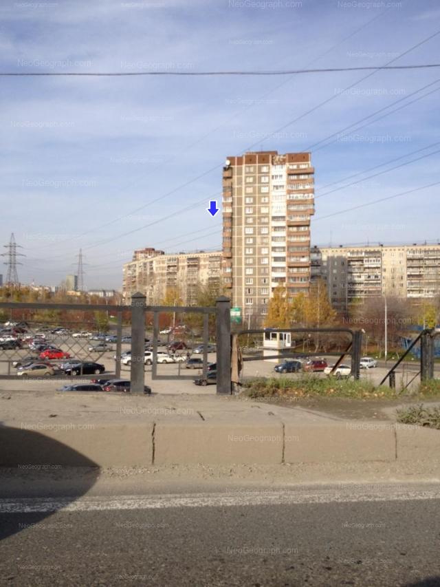 Адрес(а) на фотографии: улица Новгородцевой, 11, 11Б, Екатеринбург