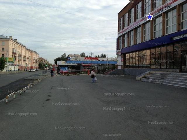 Адрес(а) на фотографии: Заводская улица, 25, 27, 32/2, Екатеринбург