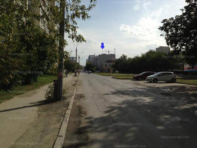 Адрес(а) на фотографии: Красноуральская улица, 25, Екатеринбург