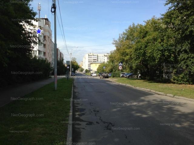 Адрес(а) на фотографии: Красноуральская улица, 22, 25, Екатеринбург