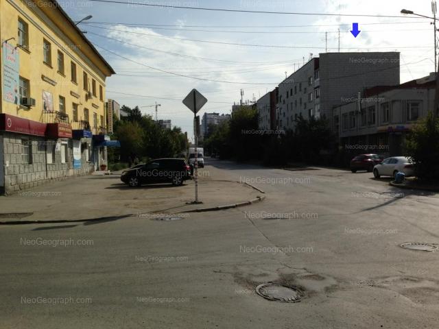 Адрес(а) на фотографии: Красноуральская улица, 23, 25, Екатеринбург
