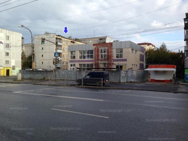 Адрес(а) на фотографии: улица Крауля, 80, 80/1, Екатеринбург