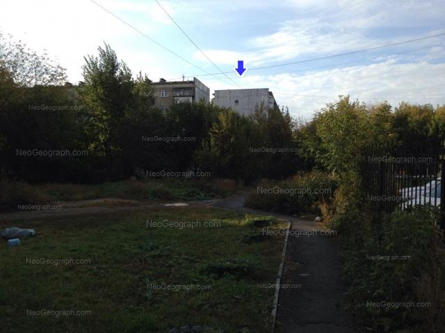 Адрес(а) на фотографии: улица Крауля, 78, Екатеринбург