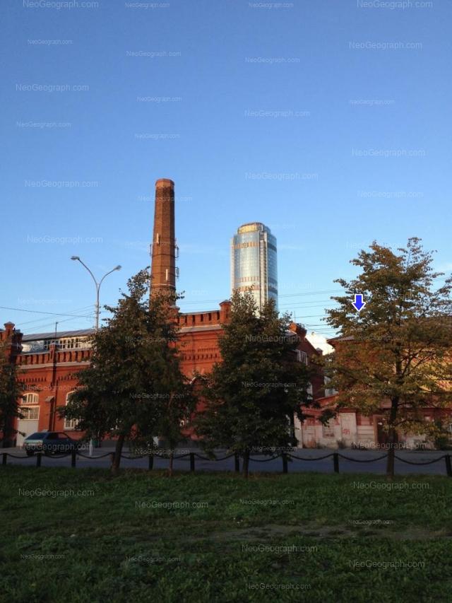 Адрес(а) на фотографии: улица Максима Горького, 43, 45, Екатеринбург