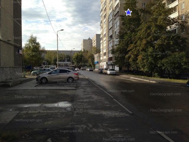 Адрес(а) на фотографии: улица Викулова, 38, 42, Екатеринбург