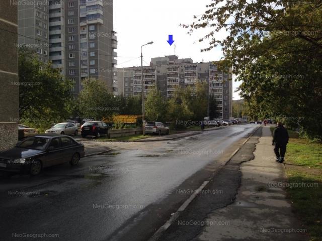 Адрес(а) на фотографии: улица Викулова, 32Б, 38А, Екатеринбург