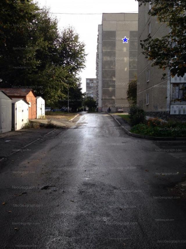 Адрес(а) на фотографии: улица Викулова, 38А, Екатеринбург