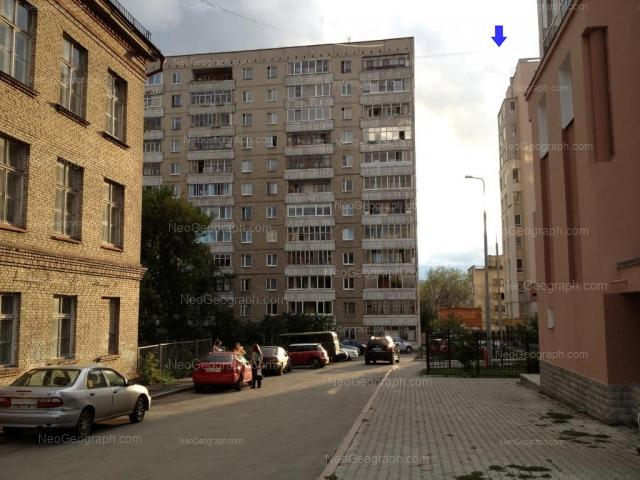 Адрес(а) на фотографии: улица Мира, 44а, 44б, 46, Екатеринбург