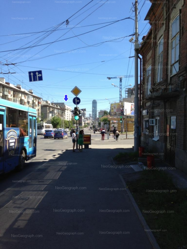 Адрес(а) на фотографии: улица Малышева, 6, 7, 11, 15, Екатеринбург