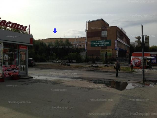 Адрес(а) на фотографии: Заводская улица, 27, 29, Екатеринбург