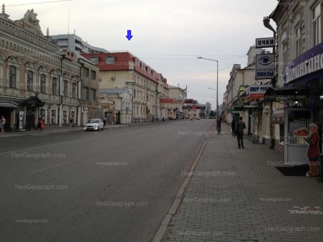 Адрес(а) на фотографии: улица 8 Марта, 14, 16а, 18, 27, Екатеринбург