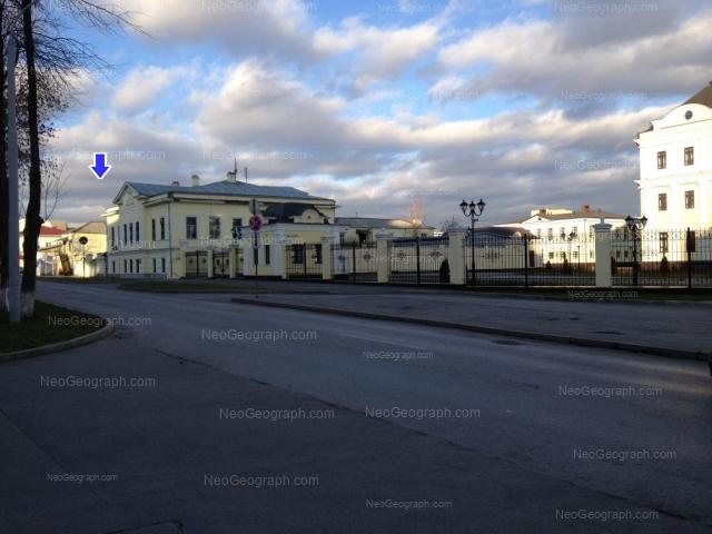 Address(es) on photo: Dobroliubova street, 9, 9а, 11, 11/1, Yekaterinburg