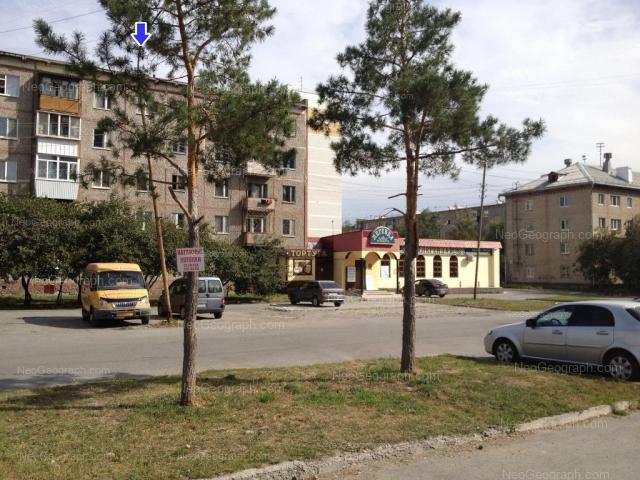 Address(es) on photo: Panelnaya street, 9, 11, 11А, Yekaterinburg