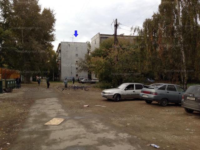 Адрес(а) на фотографии: улица Крауля, 72, Екатеринбург