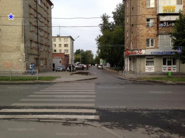 Address(es) on photo: Zavodskaya street, 36, 38, Yekaterinburg